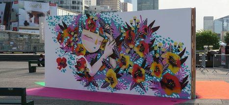 Underground Effect 2 sur le parvis de La Défense - La rue est une galerie   Périples et pérégrinations   Scoop.it