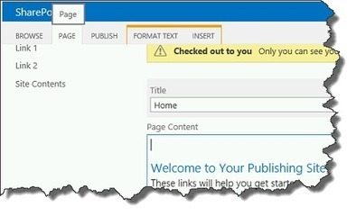 Options to Change Layout of a Page in SharePoint 2013 | melhores-artigos | Scoop.it