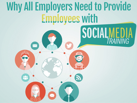 Why All Employers Need To Provide Employees with Social Media Training | Social Media Training & Certifications | Scoop.it