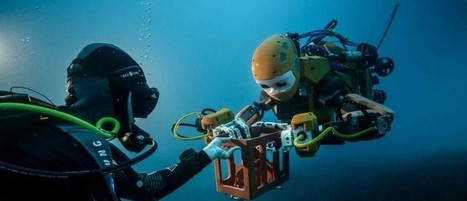 12 robots that could make (or break) the oceans | Futurewaves | Scoop.it