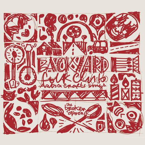 Kronik : Backyard Folk Club – Broken Spoon | HŌKO Magazine | #13 Music management | Scoop.it