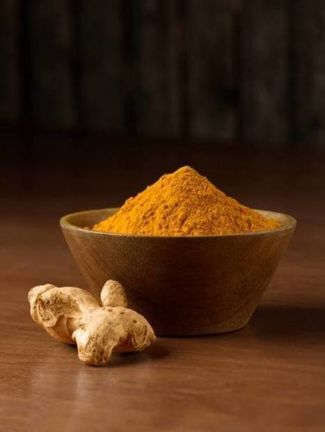 6 Magical Ways Turmeric Can Give You The Best Skin Ever | Raw Edible Organic Skin Care | Scoop.it