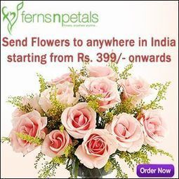 Ferns and Petals Flower Delivery India | Ferns And Petals | Scoop.it