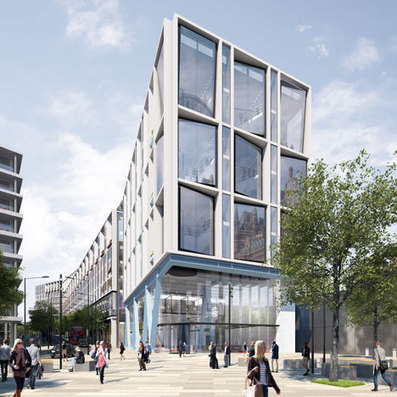 AHMM submits plans for Google's new London headquarters | Property | Scoop.it