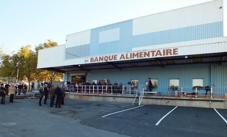 La banque alimentaire de Bordeaux inaugure sa nouvelle cuisine ... - Aqui! | Actualité en Aquitaine, www.aqui.fr, aqui | Scoop.it