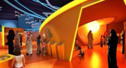 Prince Salman Science Oasis to be opened in Saudi Arabia - Exhibition Design by Triad Berlin. | Science Centers | Scoop.it