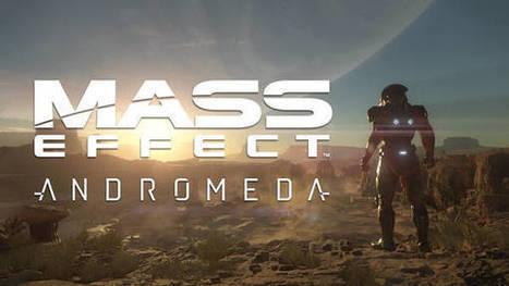Se filtra gameplay de Mass Effect: Andromeda   Descargas Juegos y Peliculas   Scoop.it