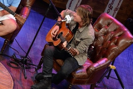 Keith Urban Earns 19th No. 1 With 'John Cougar, John Deere, John 3:16′ | Country Music Today | Scoop.it