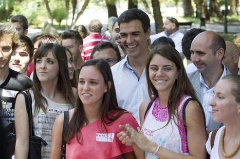 El candidato Pedro Sánchez duerme 'en casa de sus compañeros/as' - El Mundo   Pedro Sánchez   Scoop.it