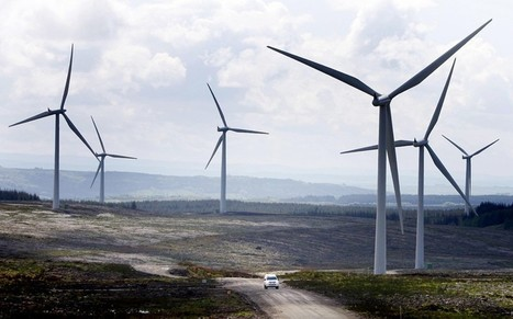 Wind farms knock eight per cent off average home value, property experts reveal - Telegraph | Case Study | Scoop.it