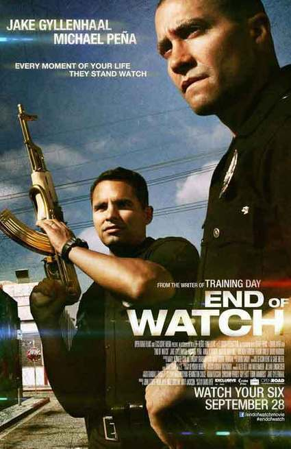 MOVIE MINI REVIEW : End Of Watch | Cinéma Films Séries | Scoop.it