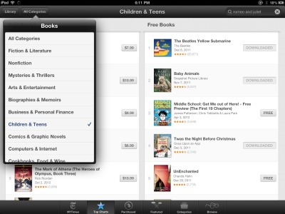iPad Tips for Teachers to find Free iBooks for Education | iGeneration - 21st Century Education | Scoop.it