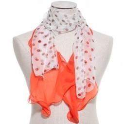 Le foulard en soie, l'antidote de charme des femmes | Presse et Blog | Scoop.it