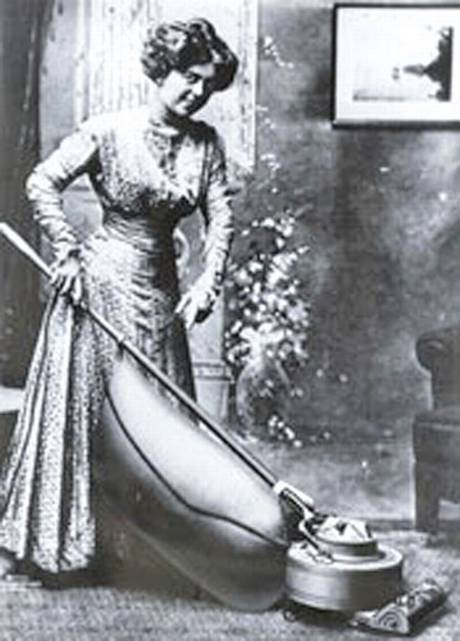The History of the Vacuum Sweeper | cleaning | Scoop.it