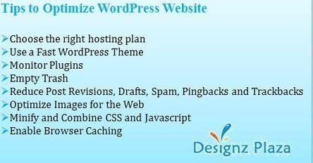 Tips - Wordpress Website Optimization | Web Development and Internet Marketing | Scoop.it