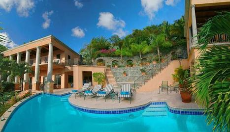 St. John hotels and its supernatural view of Caribbean | Exotic Virgin Islands | Scoop.it