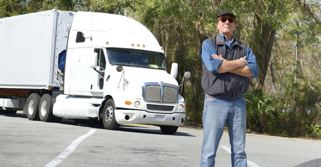How thousands of truck drivers are combatting human trafficking, one truck stop at a time. | Truckers Daily | Scoop.it