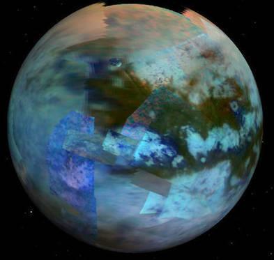 Nuvole estive, ma di metano   Planets, Stars, rockets and Space   Scoop.it