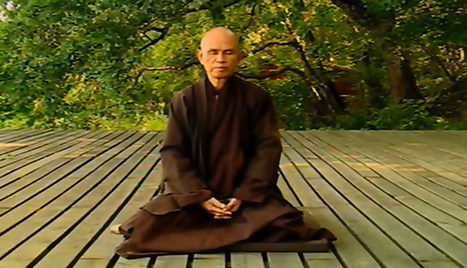 Mindfulness, A Teaching With Thich Nhat Hanh | Yoga | Scoop.it