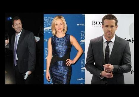 Adam Sandler Tops Forbes' 2013 List Of The Most Overpaid Actors | On Hollywood Film Industry | Scoop.it