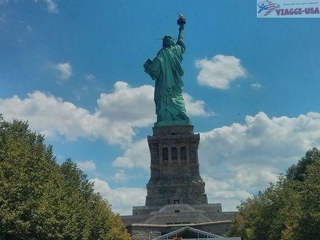 Statua della ed Libertà Ellis Island: come fare una visita?   Viaggi-USA. Resoconti dal Nuovo Mondo   Scoop.it
