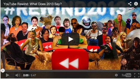 Top Trending YouTube Videos for 2013 | iGeneration - 21st Century Education | Scoop.it
