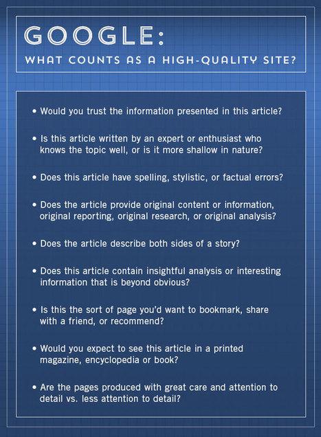 25 Step SEO Master Blueprint | Real SEO | Scoop.it
