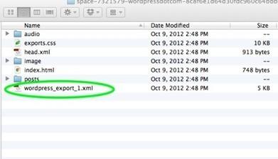 Import from Posterous to WordPress | Free Tutorials in EN, FR, DE | Scoop.it