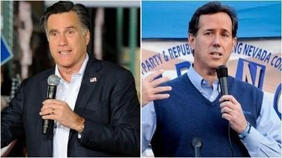 Why Mitt Romney Can't Go Nuclear on Rick Santorum | TonyPotts | Scoop.it