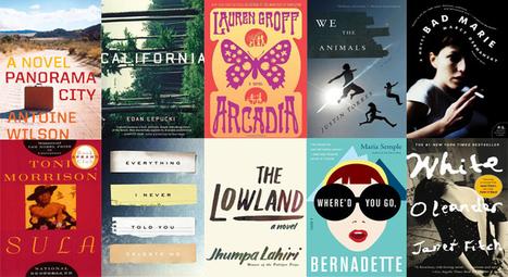 11 Novels That Expectant Parents Should Read Instead of Parenting Books | Bibliobibuli | Scoop.it