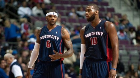 NBA Trade Rumors: The Pistons' last stand | NBA Trade Rumors (Check out new page Atlanta Hawks News) | Scoop.it