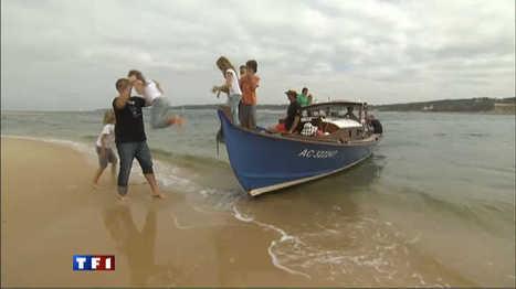 Voguer sur le bassin d'Arcachon avec authenticité - Vidéo du journal televise : Le journal de 13h - TF1 | Le Bassin d'Arcachon | Scoop.it