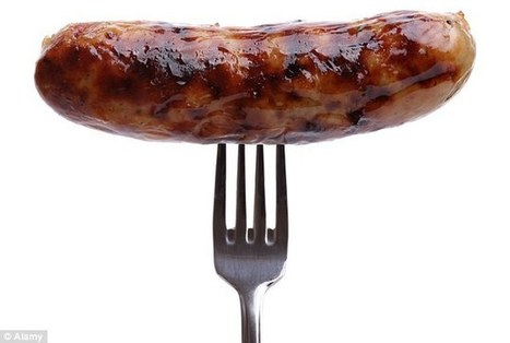 Men who eat high level of processed meat up to a third less likely to become a father | Kickin' Kickers | Scoop.it