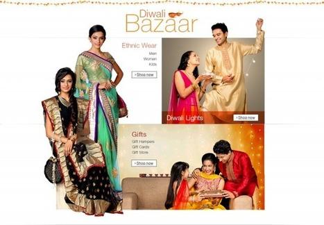 Fab Offers At The Diwali Bazaar | DribblingMan | Scoop.it