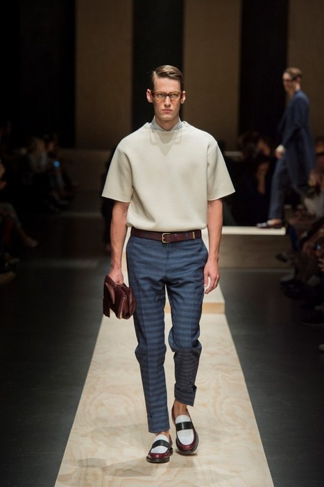Canali – Milan Collection Homme Printemps/Été 2015 | Menswear | Scoop.it