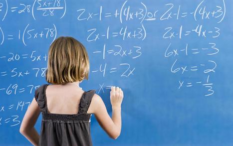 El método revolucionario y polémico con el que enseñan matemáticas en EEUU - Noticias de Alma, Corazón, Vida | Educación Matemática | Scoop.it
