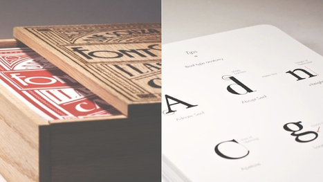 Boost Your Typophile Street Cred With These Beautiful Font ... | B | Scoop.it