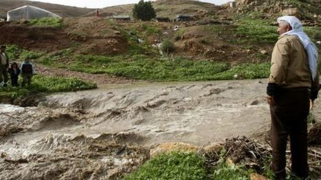 'Israel cuts water to Palestinian villages' | The Peoples News | Scoop.it