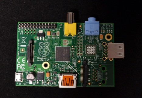 Model A now for sale in Europe – buy one today! | Raspberry Pi | Creatividad en la Escuela | Scoop.it