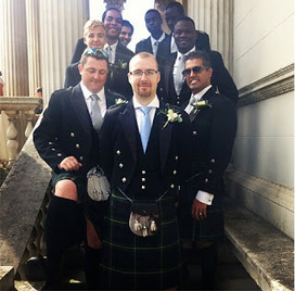 Welcome to William Adoki's blog.......its all about entertainment!!!!!: Dr Sid wears a skirt to a friend's wedding | williamadoki.blogspot.com | Scoop.it