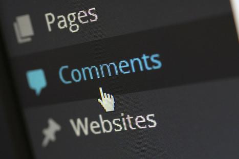 Come gestire i commenti e aumentare il successo del tuo blog   ToxNetLab's Blog   Scoop.it
