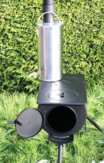 The Frontier Stove By Camping Solutions Review | The Frontier Stove By Camping Solutions Review | Scoop.it