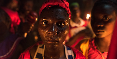 These Stunning Photos Take You Deep Inside Vodou Rituals In Haiti | Witchcraft and Paganism | Scoop.it