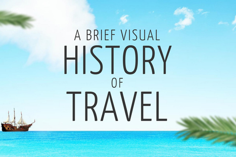 A Brief Visual History of Travel | The Global Traveller | Scoop.it