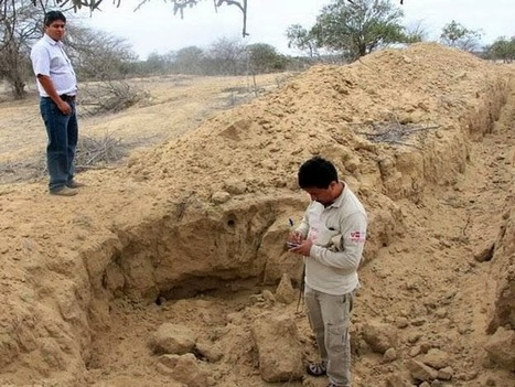The Archaeology News Network: Archaeological complex in northern Peru destroyed | The Related Researches & News of Dr John Ward | Scoop.it