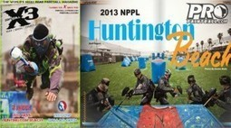 Paintball X3 Drops Latest Issue of Digital Magazine - ProPaintball.com | GiantPaintball | Scoop.it