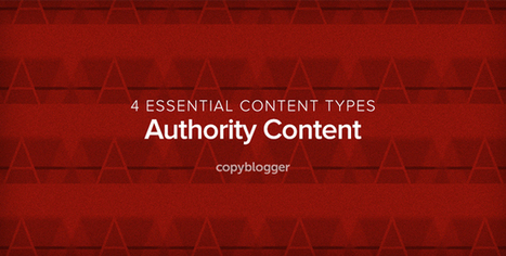 Authority Content: Build an Audience that Builds Your Business | Social Media, SEO, Mobile, Digital Marketing | Scoop.it