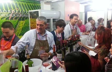 Bordeaux en première ligne à la fête du vin de Hong Kong | Bordeaux wines for everyone | Scoop.it