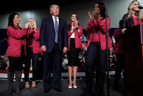 How Trump rallies the faithful: Belittle Clinton, news media@offshore stiockbrokers | Offshore Stock Broker | Scoop.it