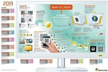Relidad aumentada en imagen | OsaneLartategui: Realidad aumentada aplicada a la educación | Scoop.it